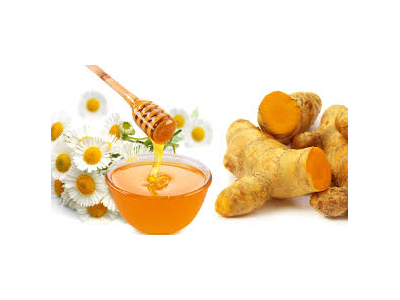 The Honey With Turmeric For Smooth Skin